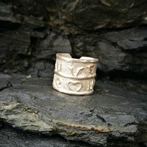 comprar anillo plata