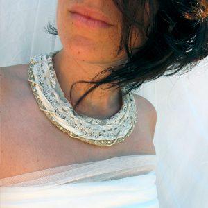 collar novia online