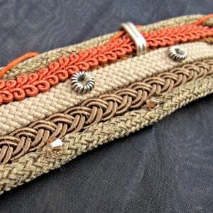 pulsera de cordones