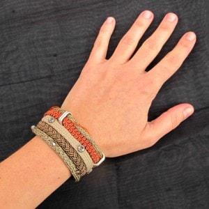 pulsera tribal