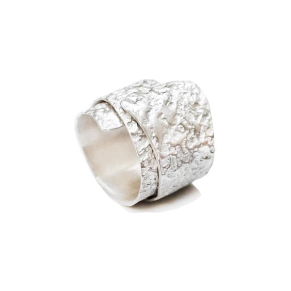 anello argento per regalare